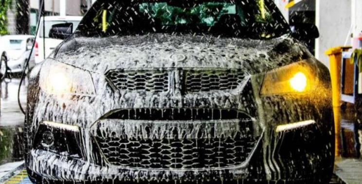 Curatare - Spalare - Igienizare cu aburi Interior/Exterior Auto